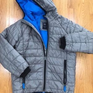 Boys size medium EUC thinsulate gap jacket